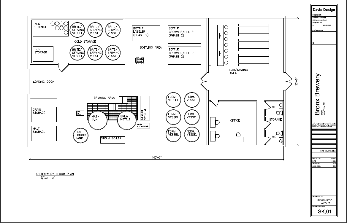 301 moved permanently ForBrewery Floor Plan